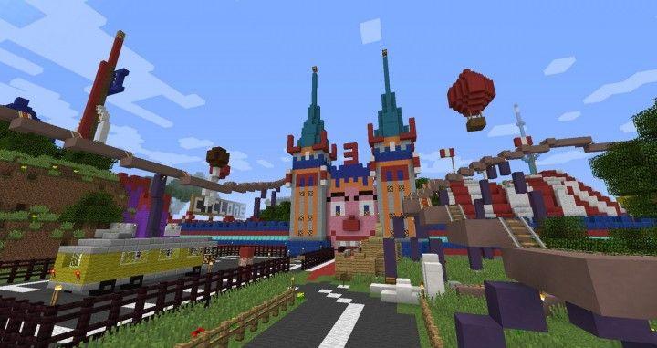 Pin by chiennguyen on Minecraft Adventure Maps | Pinterest ...
