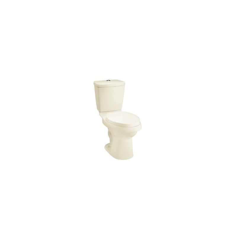 Sterling 402088 Rockton 1.6 GPM Two Piece Elongated Luxury Height Toilet - less