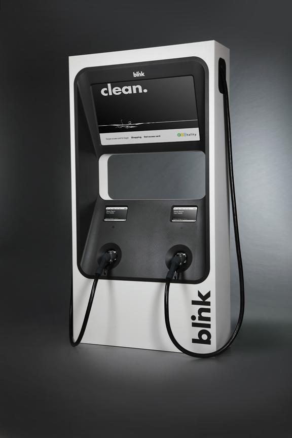 Blink Charging Stations >> Blink Ev Chargers On Behance Art Ev Charger Industrial Design
