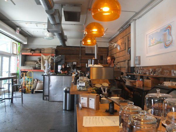 Panther Coffee dans Wynwood Miami // 2390 NW 2nd Avenue