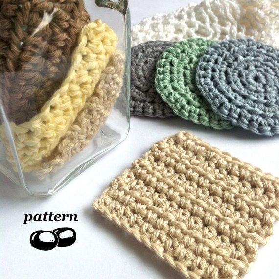 Contemporáneo Patrón De Crochet Scrubbie Elaboración - Ideas de ...