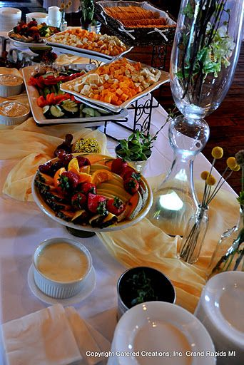 Appetizer Buffet Add Custom Diy Wedding And Event Candy