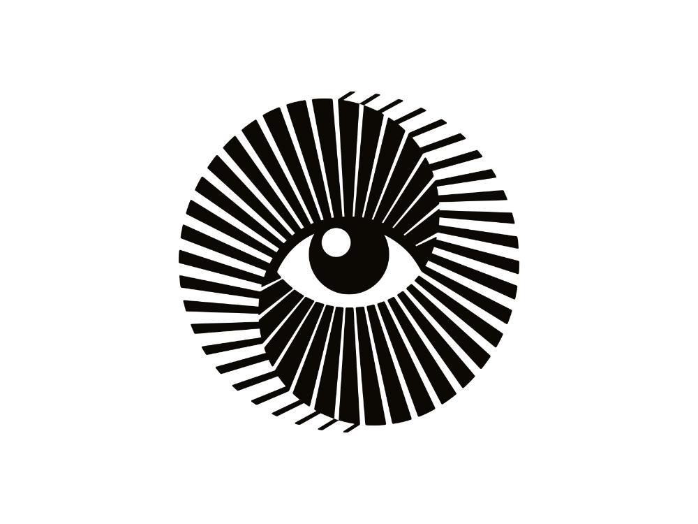 Mobius Eye 📌 Logo for Sale in 2020 Eye logo, Mobius art