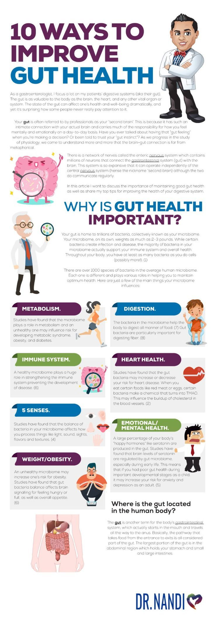 10 Ways To Improve Gut Health Good Gut Bacteria Improve Gut Health Gut Health