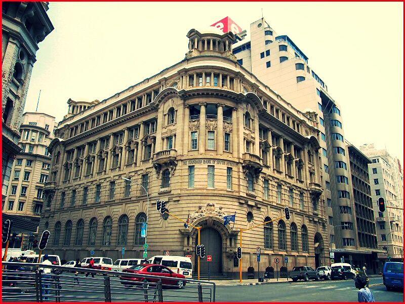 StandardBank Building Johannesburg Architecture Pinterest Johannesbur