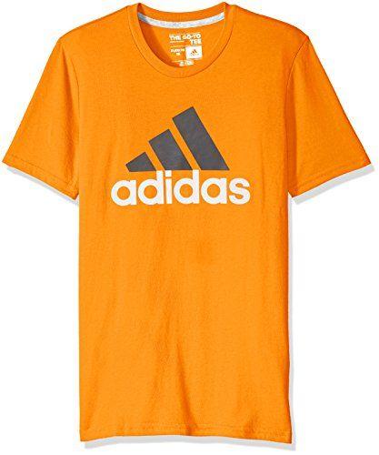 adidas Big Boys' Logo Short-Sleeve T-Shirt, Unity Orange/... https://www.amazon.com/dp/B01ATW10U2/ref=cm_sw_r_pi_dp_x_yOa3ybTK9NZ2J
