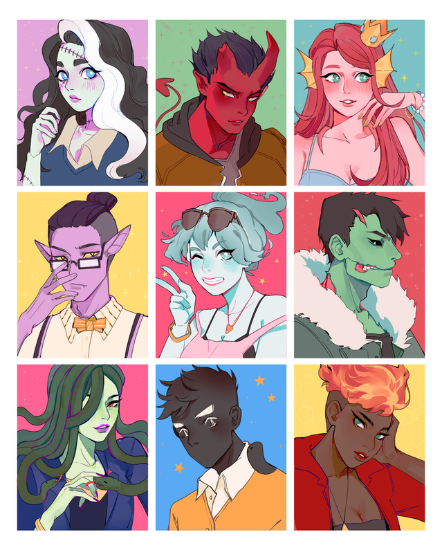 Monster Prom A Crazy Twist On Dating Sims By Beautiful Glitch