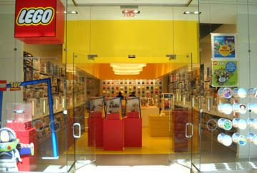 The LEGO Store in Penn Square Mall Oklahoma City Oklahoma Real Estate OKC  Oklahoma City Edmond 69fb924c2d0e