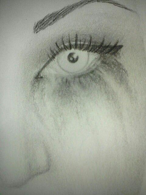 Depression Pencil Sketch
