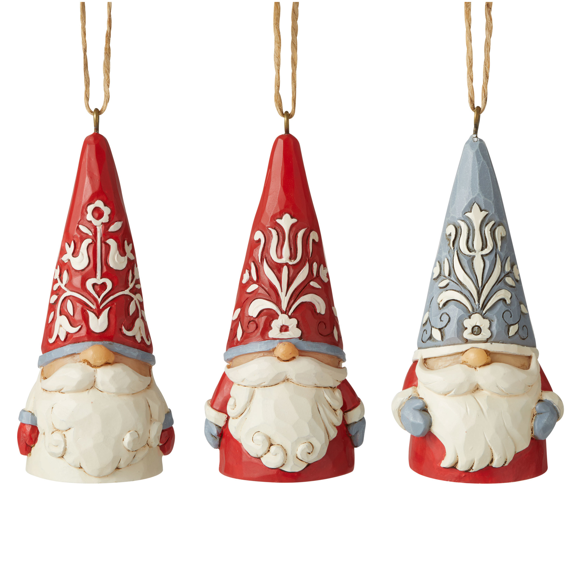 Jim Shore Nordic Noel Gnome Christmas Ornament Set Free Shipping Christmas Ornament Sets Jim Shore Christmas Ornament Set
