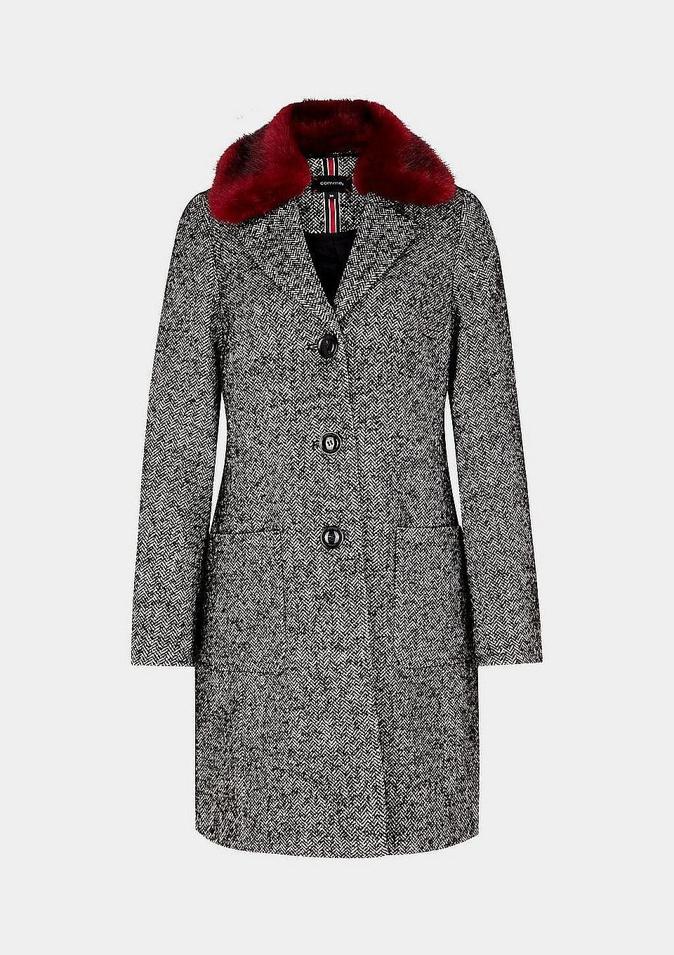 Blazer mantel fur damen