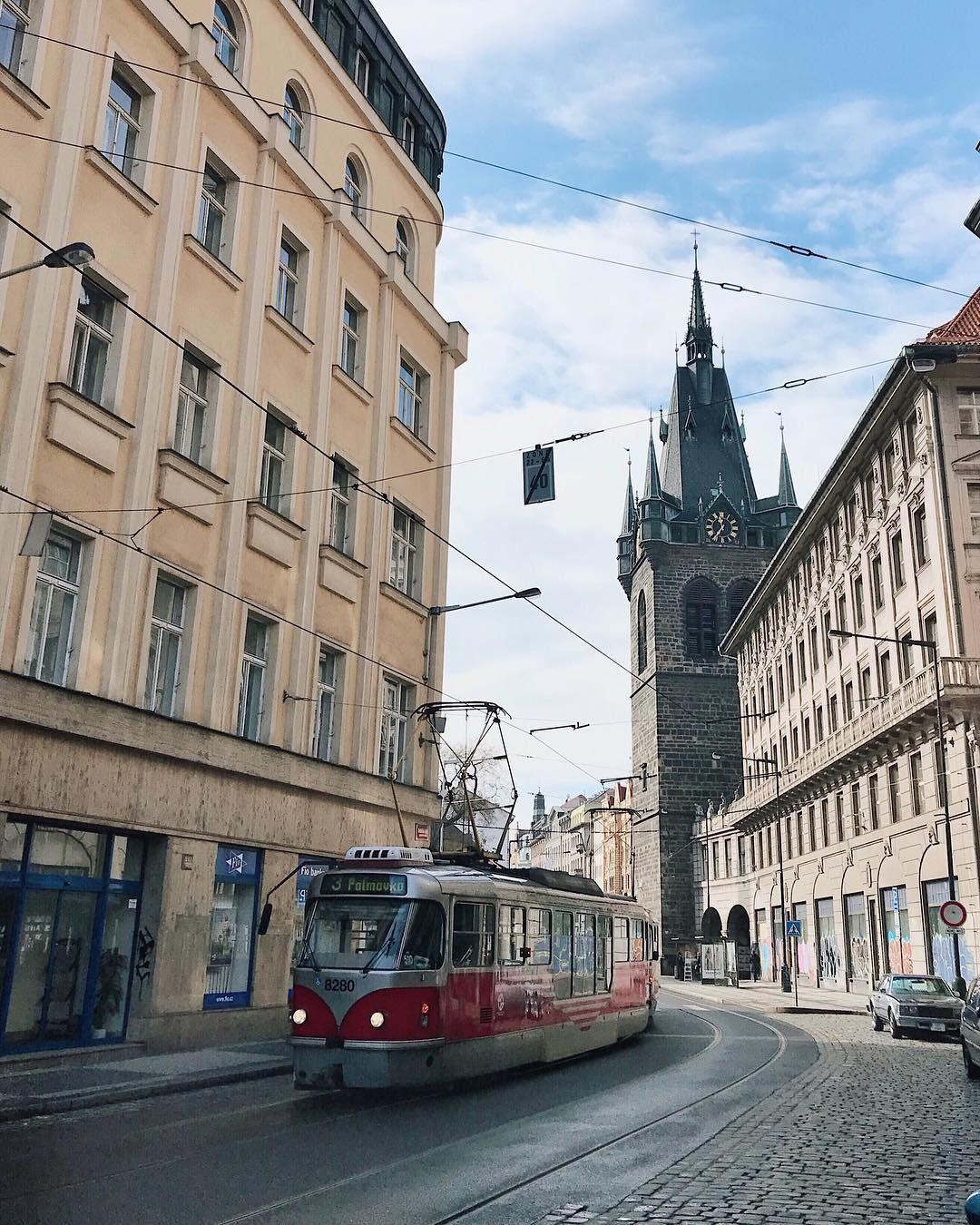 Cozy Prague Streets Czech Republic Uyutnye Ulichki Pragi Chehiya