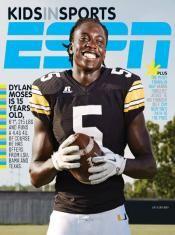 Espn Magazine Subscription Espn Lsu Sports Magazine