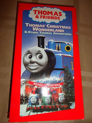Thomas Christmas Wonderland Vhs.Thomas Christmas Wonderland Dvd Related Keywords