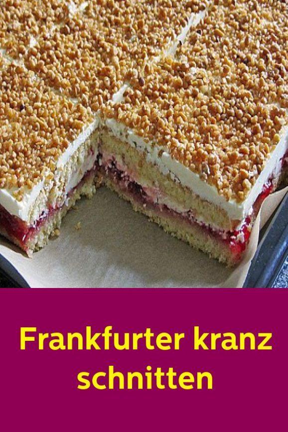 Frankfurter kranz schnitten #goodcoffee