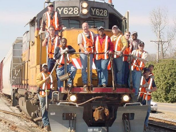 Union Pacific Conductor Jobs Ehow Train Conductor Train Union Pacific Railroad