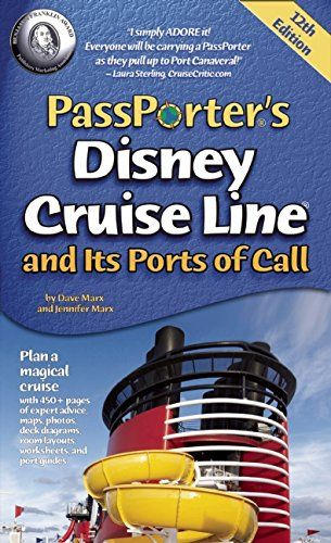PassPorter's Disney Cruise Line and Its Ports of Call ** To view further for this item, visit the image link.