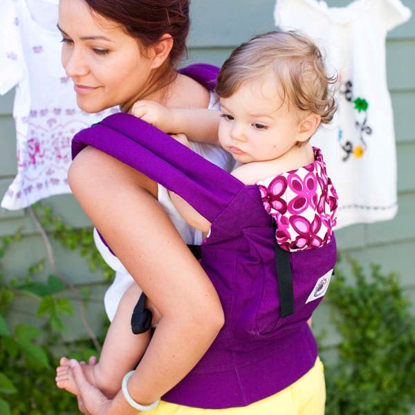 Image result for carrying baby""