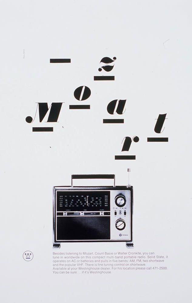 A principios de los cuarenta el trabajo de Paul Rand había influenciado profundamente la práctica del diseño en las áreas … Read more »