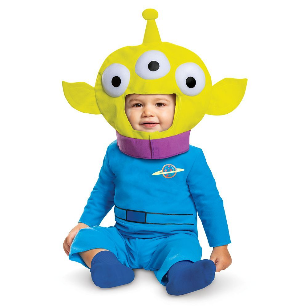 Photo of Toy Story Alien Costume for Baby by Disguise | shopDisney