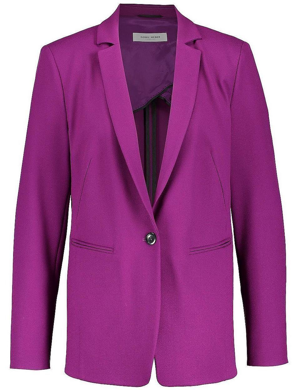 GERRY WEBER Blazer Langarm gefüttert »Blazer Purple« für Damen #silvesteroutfitdamen GERRY WEBER Blazer Langarm gefüttert »Blazer Purple« Entdecke tolle Ideen für dein Silvester Outfit für die Party des Jahres! An der Silvesterparty ist besonders das Party-Outfit für Frauen ein angesagtes Thema: wir haben für dich tolle Kleidung für Frauen, die dein Silvester Outfit perfekt macht! Angesagte Mode mit Pailletten und tolle Party-Kleider für Frauen, die auf der Suche nach cooler Party-M #silvesteroutfitdamen