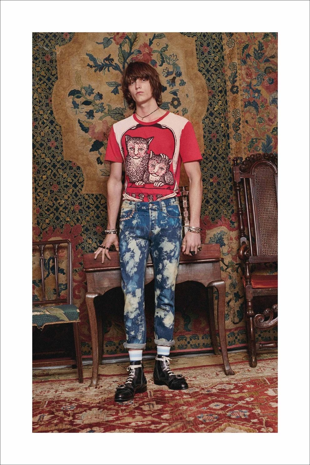 Gucci menswear resort 2017 - withoutstereotypes
