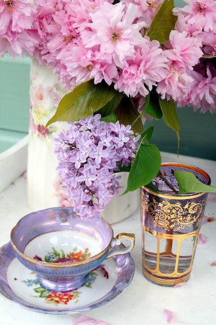 * lilac!