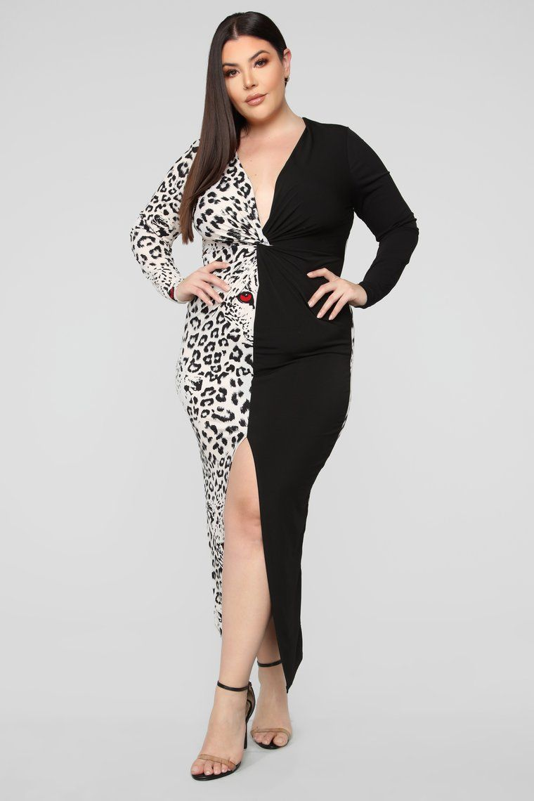 Looking for prey maxi dress blackwhite in 2020 white