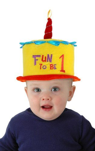 Elope Inc.  Toddler B'day Fun to be 1 Hat for only $14.80 You save: $1.19 (7%)