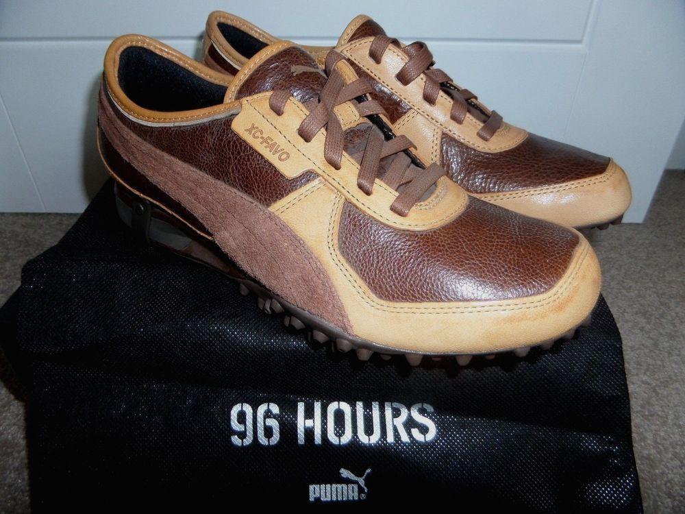 prix compétitif 519a5 dec7c Men's Puma 96 HOURS XC FAVO Trainers Shoes 345157-02 ...