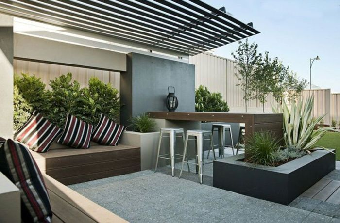 Pergola-Terrassenüberdachung – unsere Ideen, um Ihren Außenraum zu verschönern! - Neu #pergolapatio