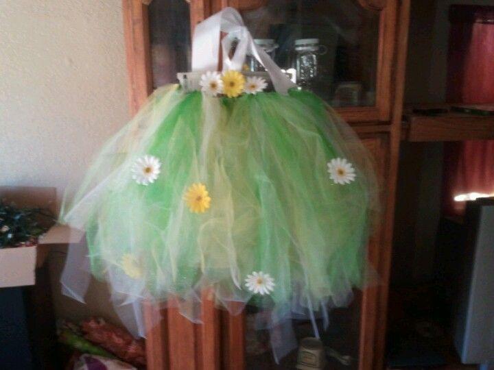 Yellow Cake Recipe Laura Vitale: John Deere Theme Flower Girl TuTu Dress