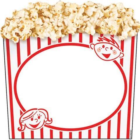popcorn border clip art bing images summer camp ideas rh pinterest com au