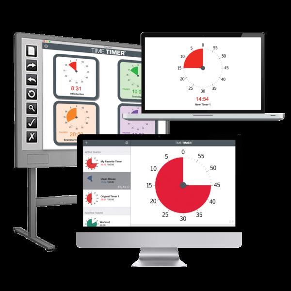 Desktop App (Mac or Windows) (With images) Time timer
