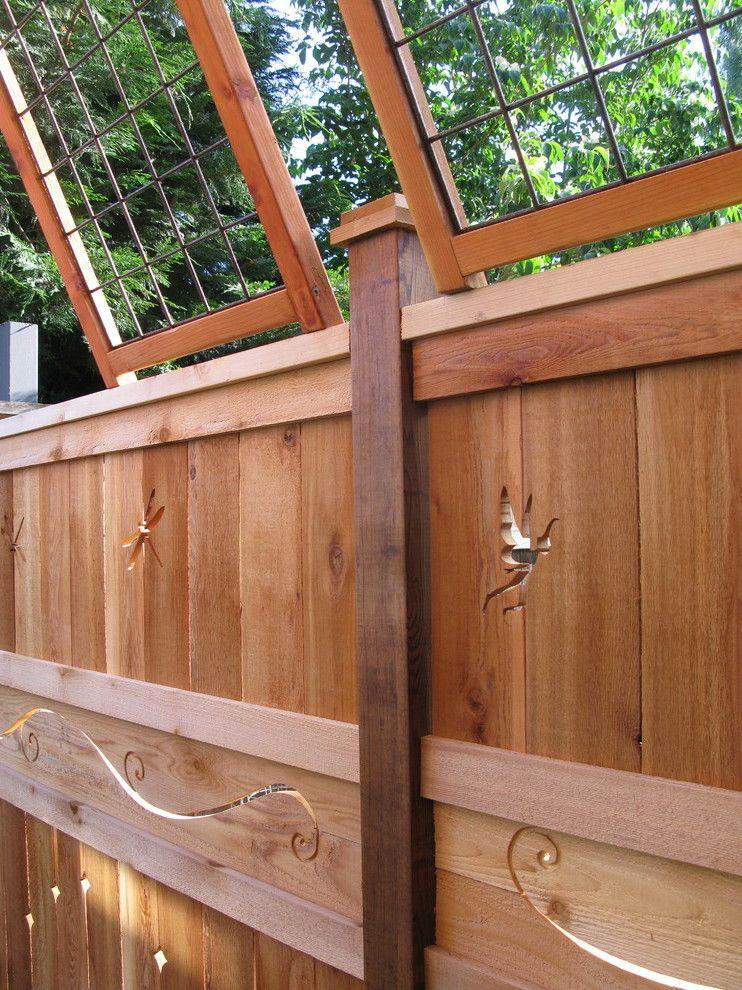 60 atemberaubende Ideen für Gartenzäune - gartenmobel selber bauen anleitung