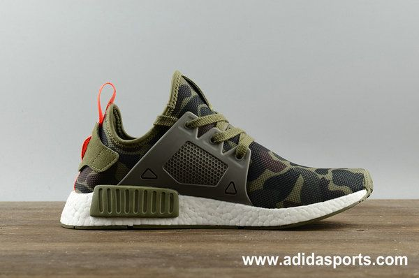 809e40a50 Adidas NMD XR1 Duck Camo Olive Cargo Olive Cargo-Core Black  BA7232 ...