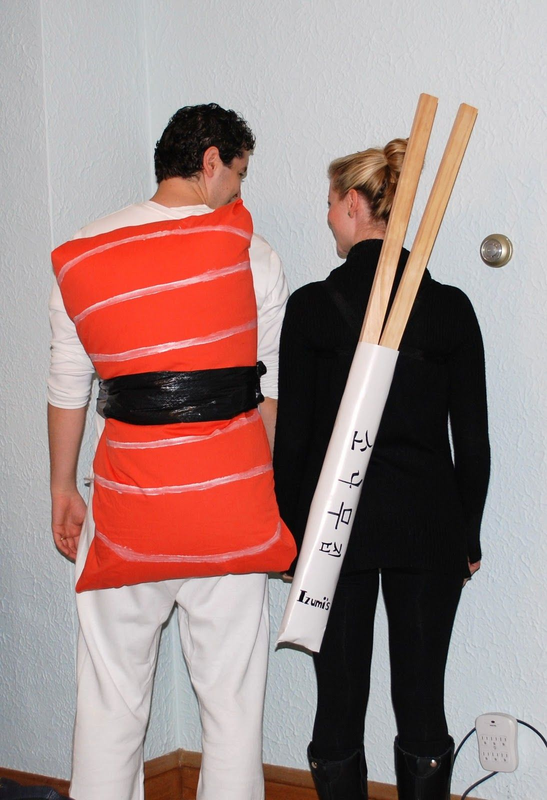 Nigiri Sushi Kostüm selber machen | Kostüme selber machen, Kostüm ...