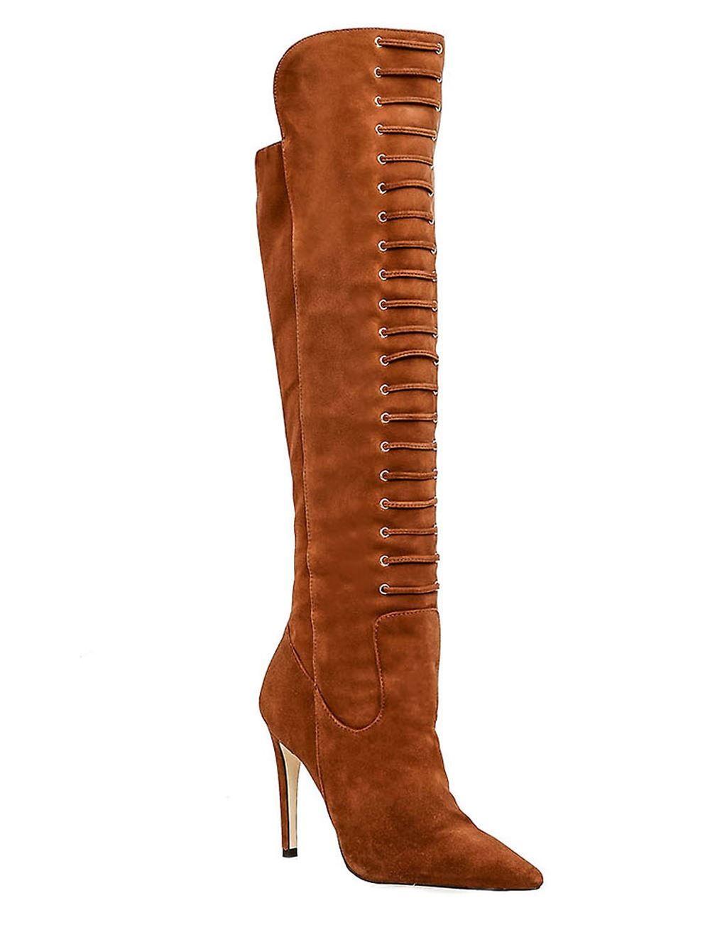 84b96dae06 bota over the knee camurça luiza barcelos - modelos de botas 2016