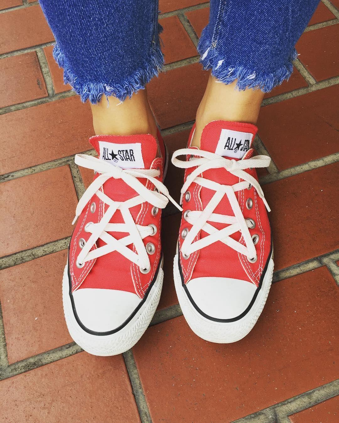 新しいおしゃれ♡スニーカーの靴ひもを「星結び」に出来ちゃうっ
