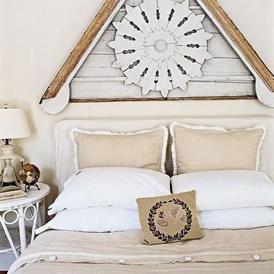 Use linen and burlap for a neutral but beachy bedroom?their versatility makes them suitable for everything from tablecloths and Roman shades to bedding and upholstery. Coastalliving.com
