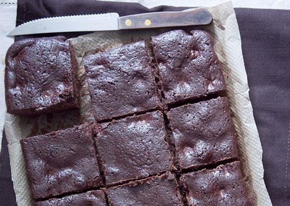 Cómo hacer Brownies en 4 pasos – paso 4