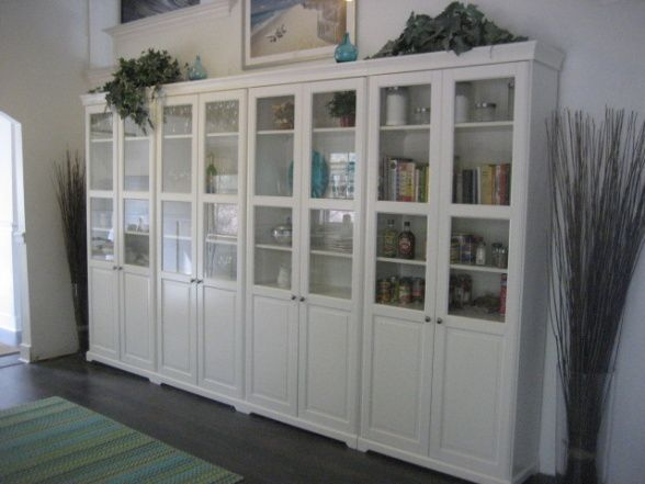 Dining room storageFor the HomePinterestHome Pantry and