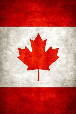 Canada iphone wallpaper iphone in 2019 happy canada - Canada flag wallpaper hd for iphone ...