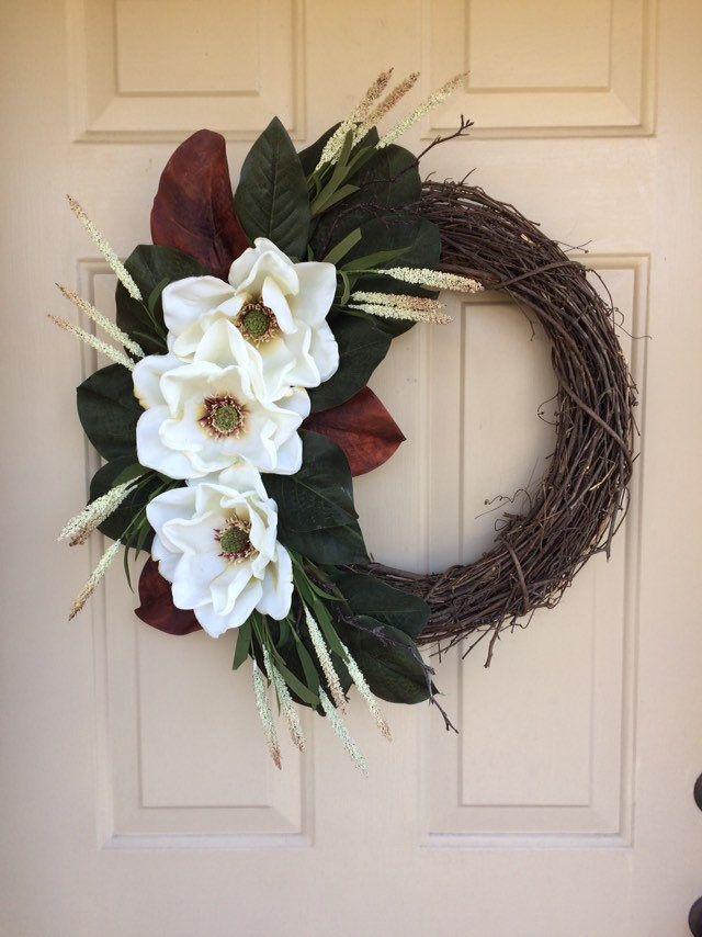 Photo of Magnolia wreath