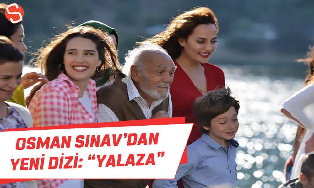 Osman Sinav Dan Yeni Dizi Yalaza Trt1 Yalaza Osmansinav Osman Unluler