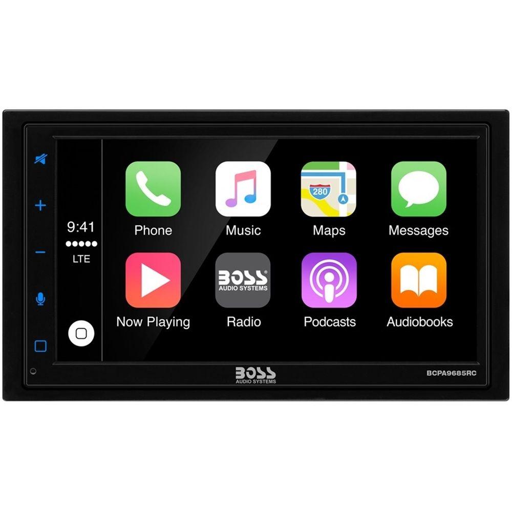"BOSS Audio 6.75"""" Android Auto/Apple CarPlay Built"