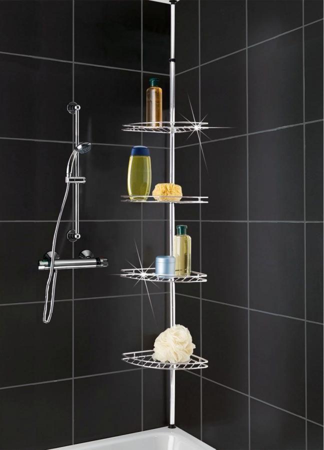 10 Shower Caddies for Bathroom Corners - Rilane   Banyo   Pinterest ...