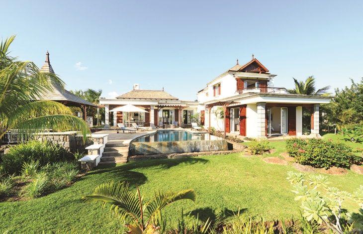 Heritage The Villas 5* TUI à Bel Ombre lu0027Ile Maurice Voyage - location de villa a agadir avec piscine