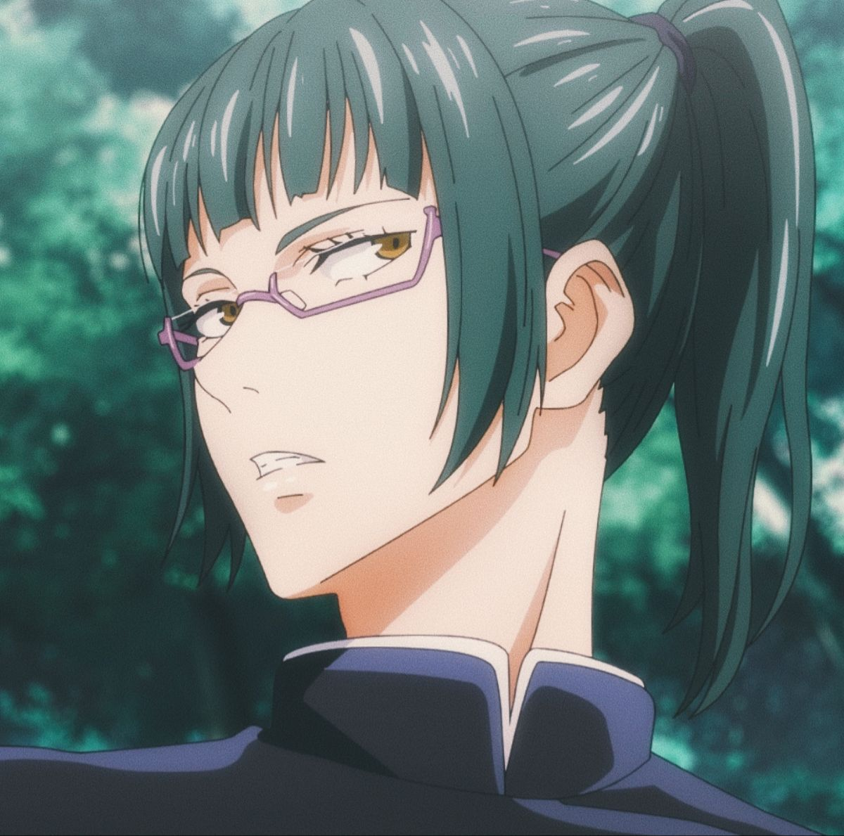 Maki Zenin Icon In 2021 Jujutsu Anime Anime Eyes