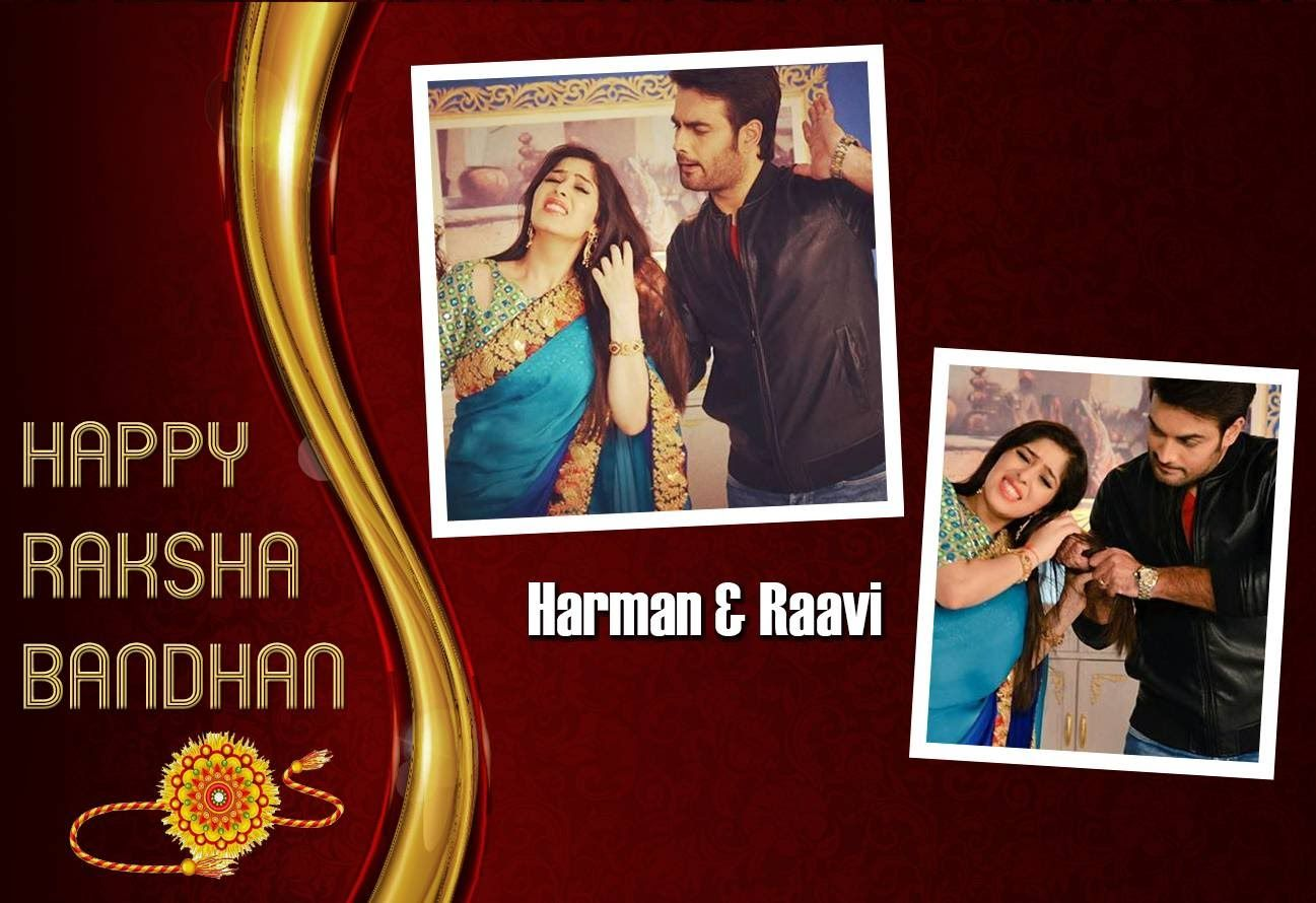 Colors Tv Hindi Serial Celebraties Enjoy Raksha Bandhan